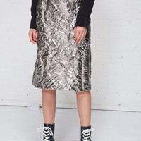 Totokaelo Cynthia Straight Skirt - Life in Plastic - Collections