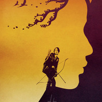 The Hunger Games Art Print by Jonathan Trier | Society6