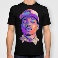 CHANCE THE RAPPER : NEXTGEN RAPPERS V2 T-shirt by Mergedvisible