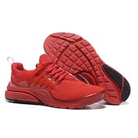 """Nike Air Presto"" Unisex Sport Casual Breathable Sneakers Couple Basketball Running Shoes"