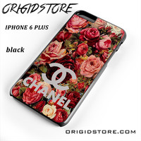 Floral Chanel 2 For Iphone 6S Plus Case YG