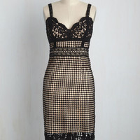 Vino de Janeiro Sheath Dress | Mod Retro Vintage Dresses | ModCloth.com