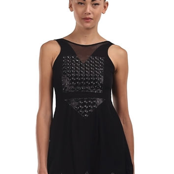 Angie Dress in Black - 50% OFF