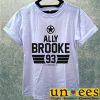 Ally Brooke Fifth Harmony Women T Shirt