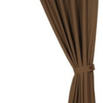 Cowgirl Kim Briarcliff Faux Wool Curtain