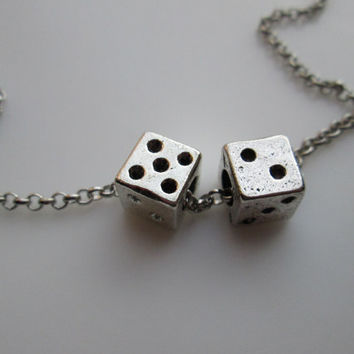 Roll the Dice Necklace