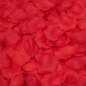 Free Shipping 2000pcs/lot Wedding Decorations Fashion Atificial Flowers Petalos de Rosa Petalas Wedd