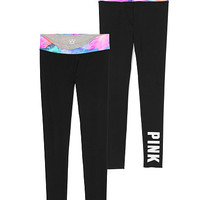 Ultimate Reversible Yoga Legging - PINK - Victoria's Secret