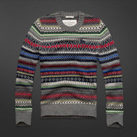 Lake Placid Wool Sweater