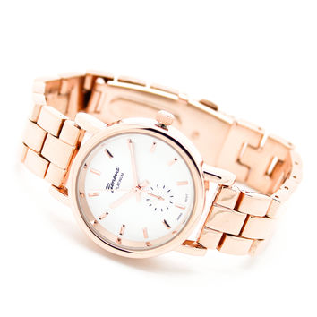 Ashley metal watch (3 colors)