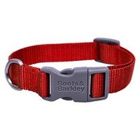 Adjustable Dog Collar - Red - Boots & Barkley™ : Target