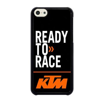 READY TO RACE KTM iPhone 5C Case