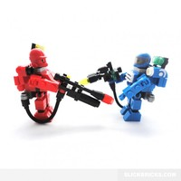 Space Marines - Lego Compatible Minifigures