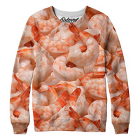 Shrimp Sweatshirt