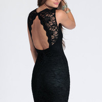 Lacey Intrigue Dress - $38.00: ThreadSence, Women's Indie & Bohemian Clothing, Dresses, & Accessories
