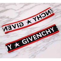 Givenchy Yoga Motion Headband Hair Hoo
