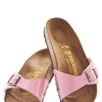 Birkenstock Pastel Zest Foot Forward Sandal in Rose