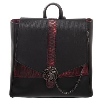 LL Game Of Thrones Targaryen Belt Bag For Women