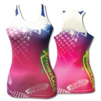 XtremeChix Running Compression Tank Top