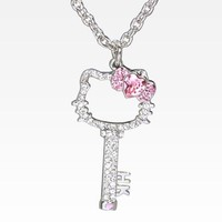 Hello Kitty Necklace: Key