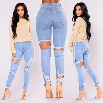 Stretch Cowboy Pants Women's Jeans