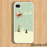 IPHONE 5 CASE - christmas - iPhone 4 case,iPhone 4S case,iPhone case
