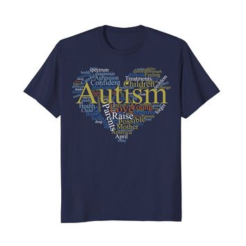 Best Autism Awareness Day T Shirts For Men And Women 2018