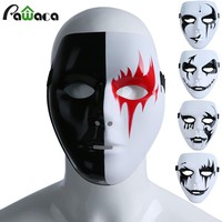 Fashion Cosplay Party Adult Full Face Grimace Mask Street Ghost Dance Dancer Masks Performance Hip-hop Masquerade Halloween Mask