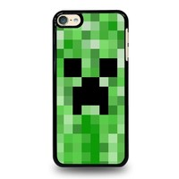 CREEPER MINECRAFT 2 iPod Touch 4 5 6 Case Cover