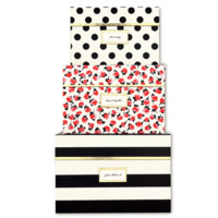kate spade new york storage boxes