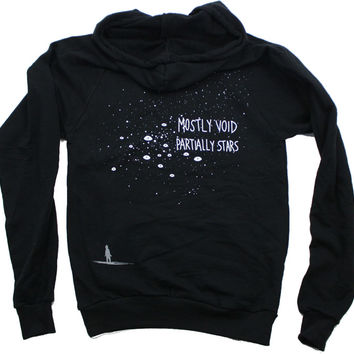 TopatoCo: Mostly Void Partially Stars HOODIE