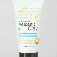The Face Shop Volcanic Clay Black Head Clay Nose Pack- Assorted One