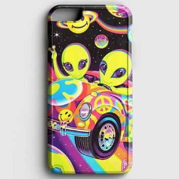 Lisa Frank Neon Tiger And Monkey 90S iPhone 6 Plus/6S Plus Case | casescraft