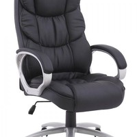 High Back Leather Office Chair Executive Office Desk Task Computer Chair O10