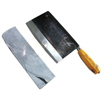 Free Shipping DENG Forged Kitchen Chef Knife Traditional Handmade Clip Steel Slicing Meat Vegetable Multifunctional Knives
