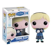Disney Frozen Young Elsa Pop! Vinyl Figure - Funko - Frozen - Pop! Vinyl Figures at Entertainment Earth