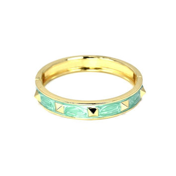 Mint Valentino Bangle