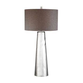 D2779 Tapered Cylinder Mercury Glass Table Lamp - Free Shipping!