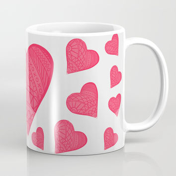 One Love Mug by Titus Ruiz