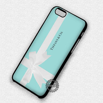 Tiffany Gift Box - iPhone 7 6 5 SE Cases & Covers