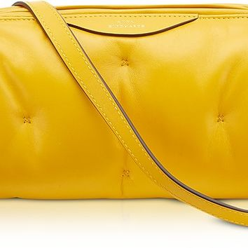 Anya Hindmarch Solei Soft Nappa Chubby Barrel Cross-Body