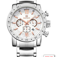 Megir 3008G Men's Wrist Watch