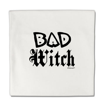 "Bad Witch Micro Fleece 14""x14"" Pillow Sham"