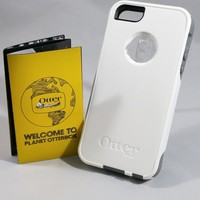 OtterBox Commuter Series for iPhone 5S / SE - Glacier