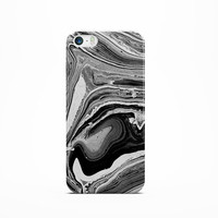 BLACK MARBLE iPhone 6 Case 4 /4s /5/ 5s /5c Case - Cover , nature marble iPhone 5c Samsung s5 Case, Faux Marble Print Marble Galaxy s4 Case