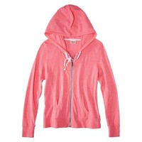 Mossimo Supply Co. Junior's Lightweight Hoodie - Assorted Colors