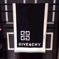 Givenchy Classic Fashionable Women Men Cashmere Shawl Scarf