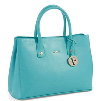 Furla Leather Small Linda Tote