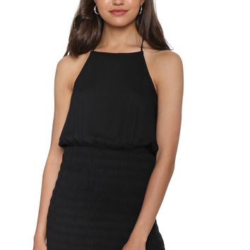 Gab & Kate Eclipse Halter Dress