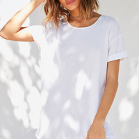 Truly Madly Deeply Theo Tunic Tee | Urban Outfitters